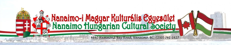 Nanaimo Hungarian Cultural Society, Nanaimo-i Magyar Kulturális Egyesület